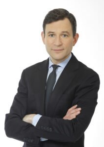 Dan Harris, who plays the role of interviewer in Ten Percent Happier